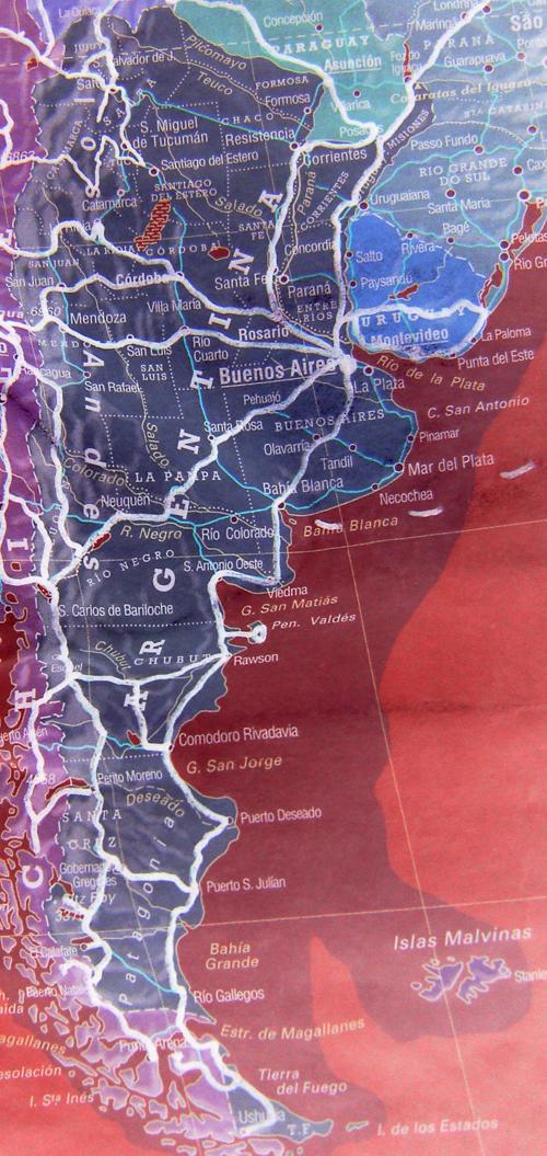 Historias para viajar por Argentina