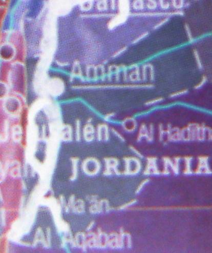 Historias para viajar por Jordania