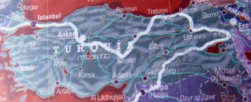 Historias para viajar por Turquía