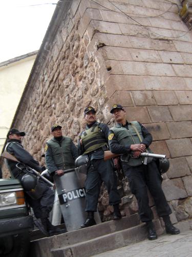 La delincuencia en la Argentina