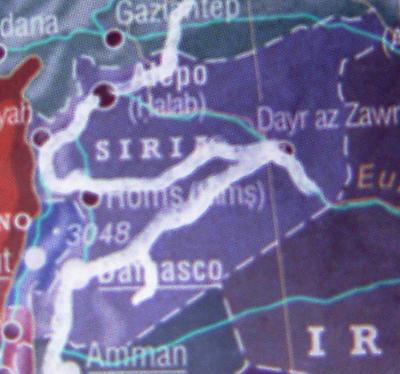 Historias para viajar por Siria