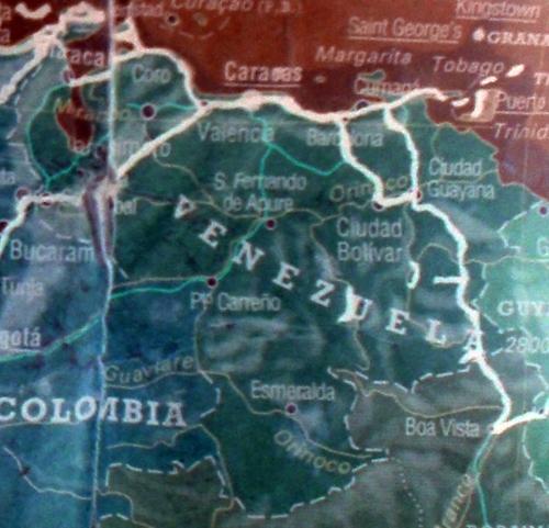 Historias para viajar por Venezuela