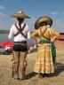 Vestimentas típicas en Lagos de Moreno, Jalisco