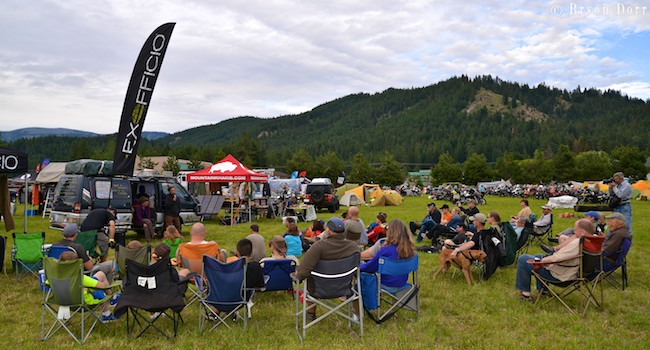 Around the World in 10 Years at Overland Rally
