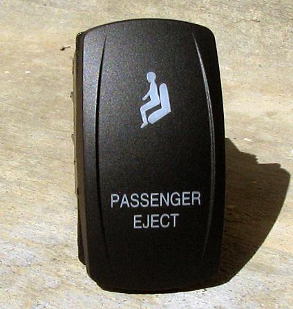 Passenger eject